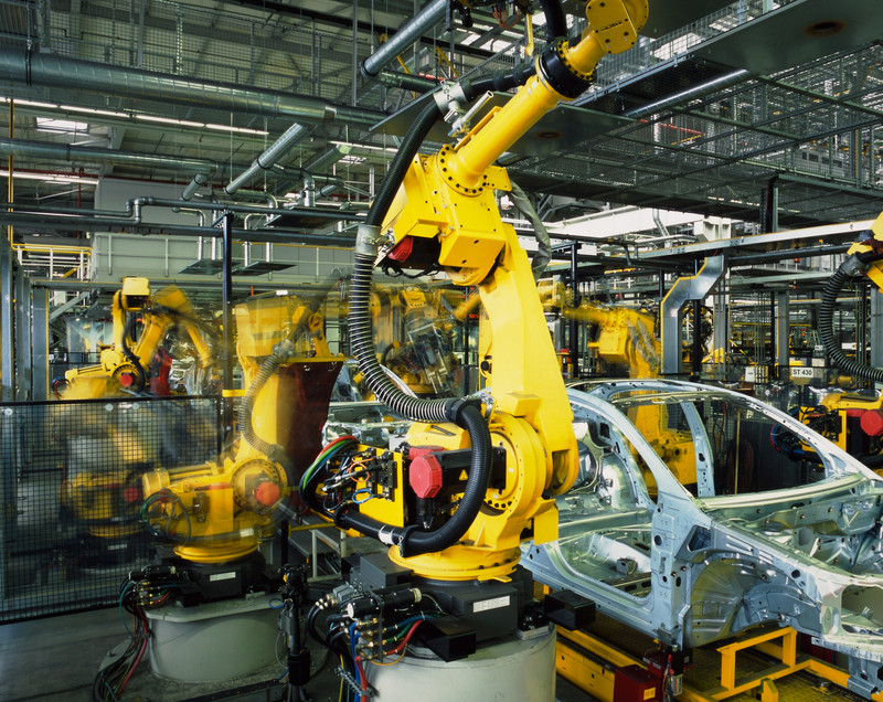 The Core Of Automotive Manufacturing Engineering