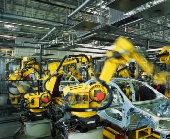 Robotics in Automotive Engineering