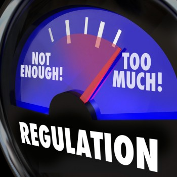 Too Much or Not Enough Regulation Gauge Measuring Rules Level for Protecting People like Car Recalls