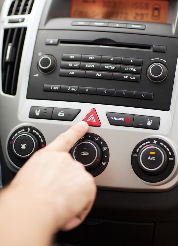 Car Recalls Protect People like pressing car hazard warning button