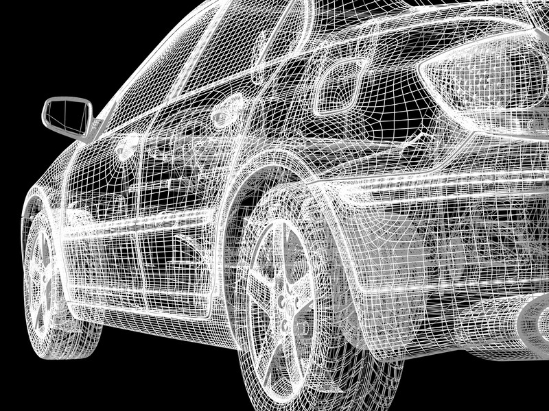 The 6 essential qualities of an automotive design engineer - Voiture 3d dwg ...