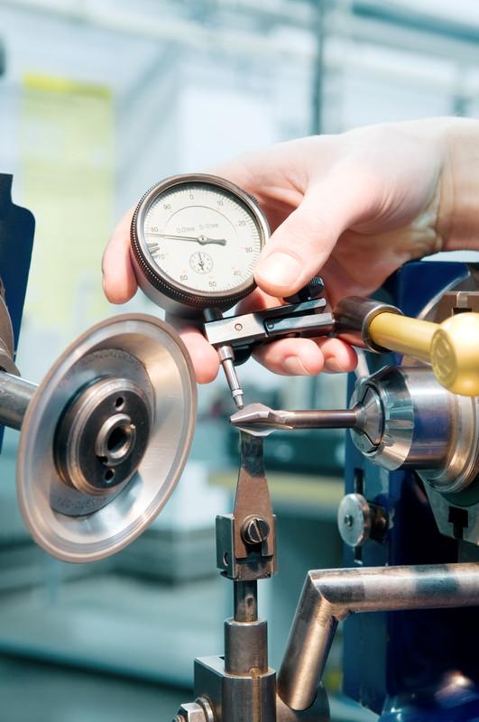 Tool quality measuring process