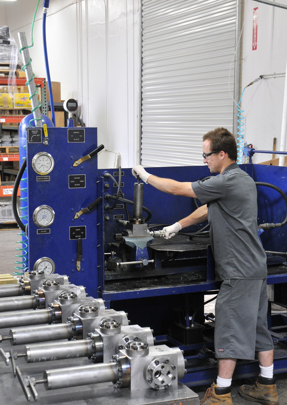 Manufacturing Test Engineer