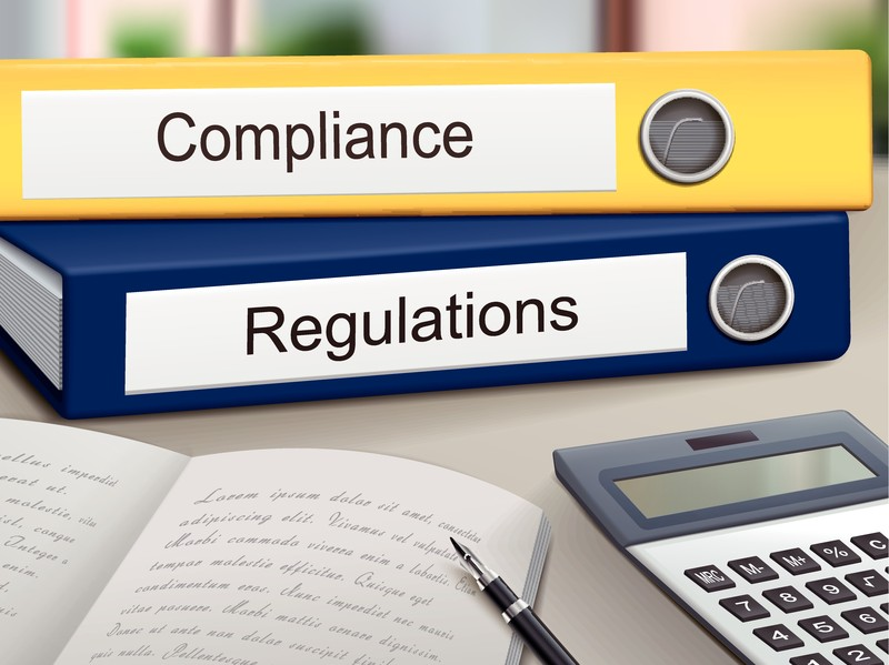 Compliance and regulation binders