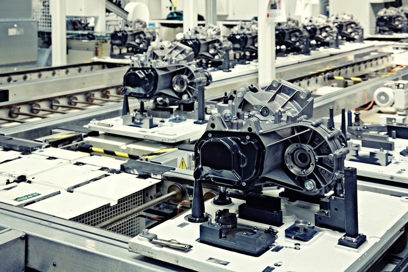 manufacturing parts for transmission
